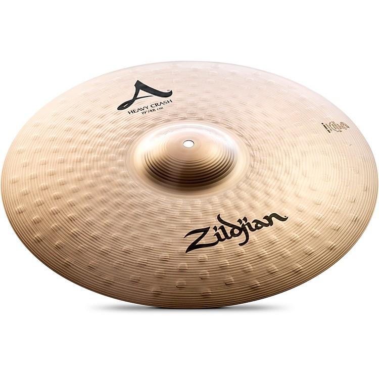 ZildjianA Series Heavy Crash Cymbal Brilliant19 Inch