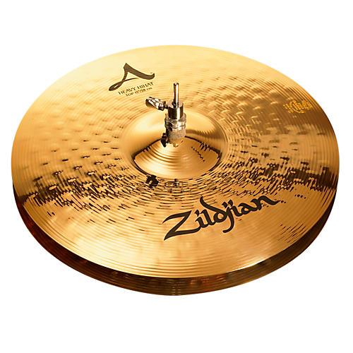 Zildjian A Series Heavy Hi-Hat Cymbal Pair Brilliant 15 Inch