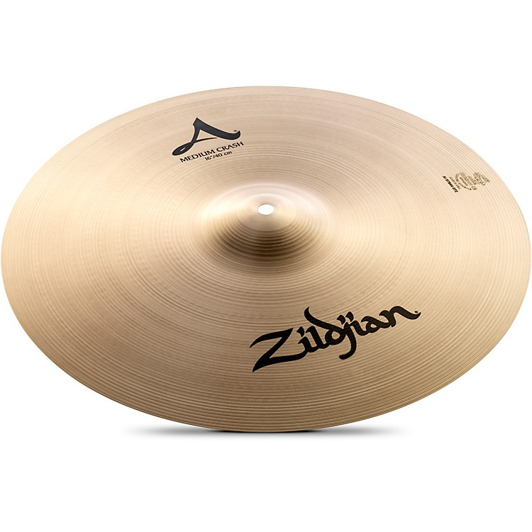 Zildjian A Series Medium Crash Cymbal  16 Inches