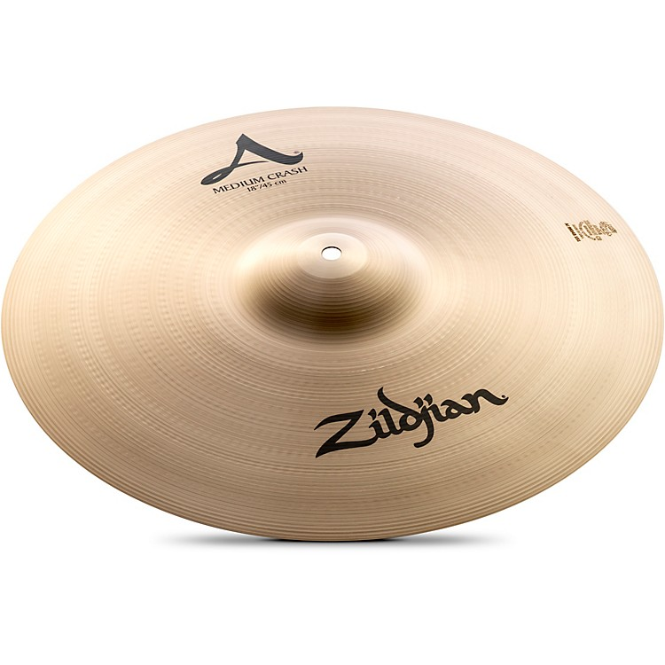 Zildjian A Series Medium Crash Cymbal  18 Inches