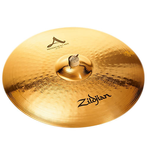 Zildjian A Series Medium Heavy Ride Cymbal Brilliant 22 Inch