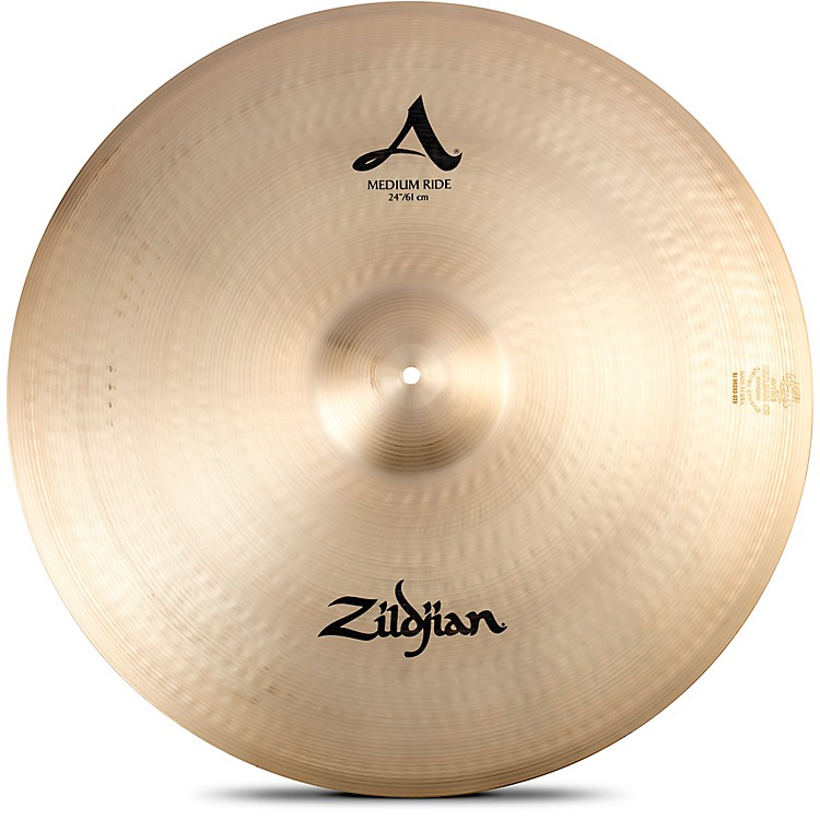 Zildjian A Series Medium Ride 24 Inch
