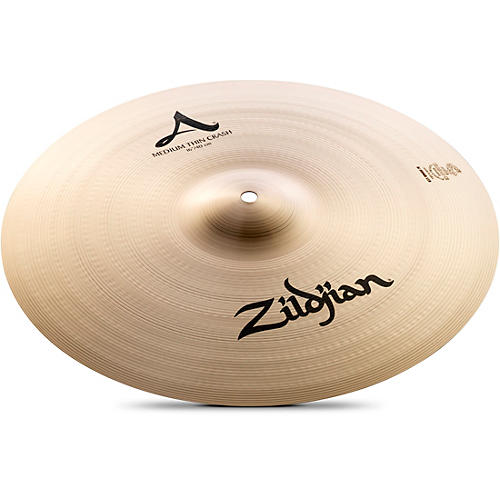 Zildjian A Series Medium-Thin Crash Cymbal  16 in.