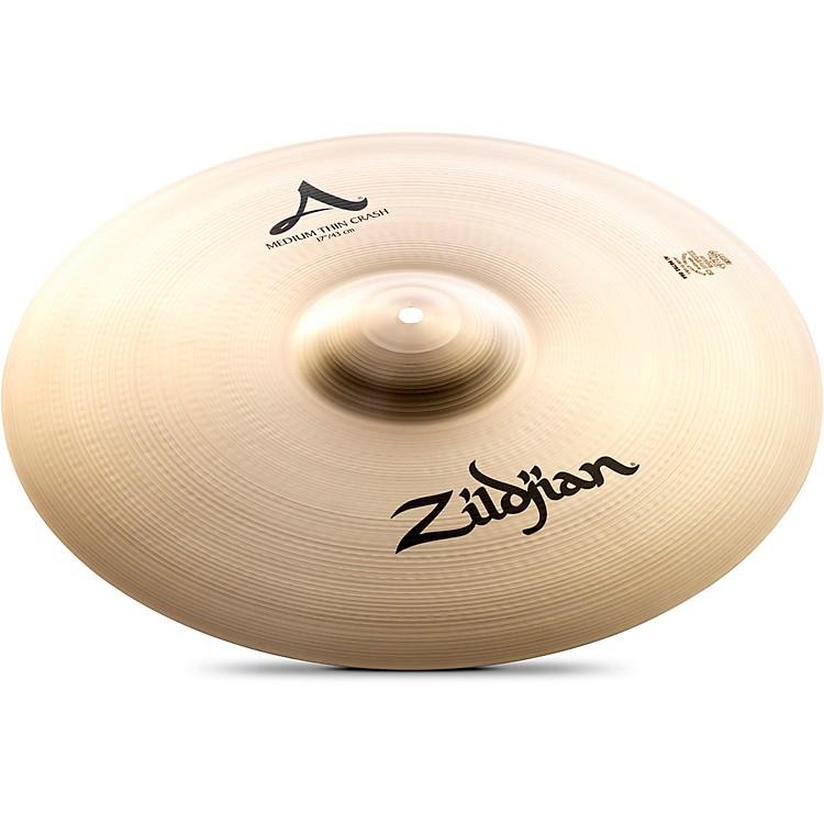 ZildjianA Series Medium-Thin Crash Cymbal18 Inches