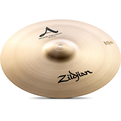 Zildjian A Series Medium-Thin Crash Cymbal  18 in.