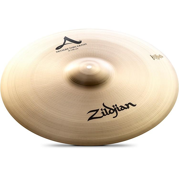 ZildjianA Series Medium-Thin Crash Cymbal19 Inches
