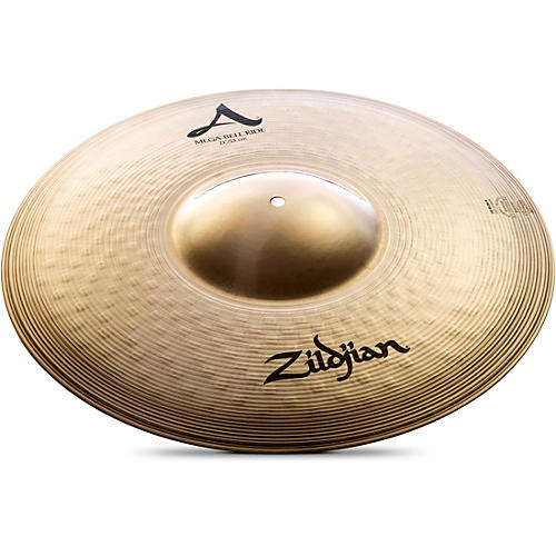 Zildjian A Series Mega Bell Ride Cymbal Brilliant 21 in.