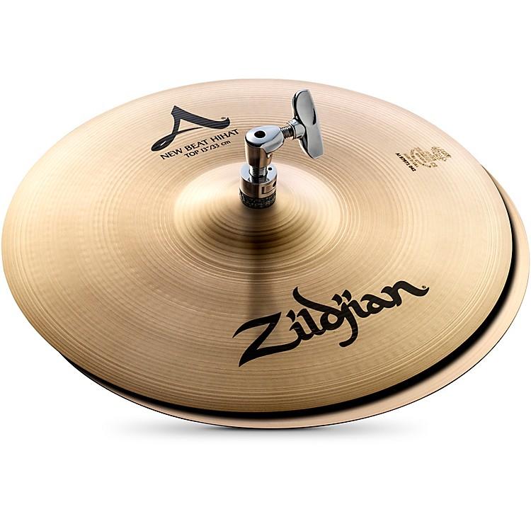 zildjian a series new beat hi hat cymbal pair 13 inches musician 39 s friend. Black Bedroom Furniture Sets. Home Design Ideas
