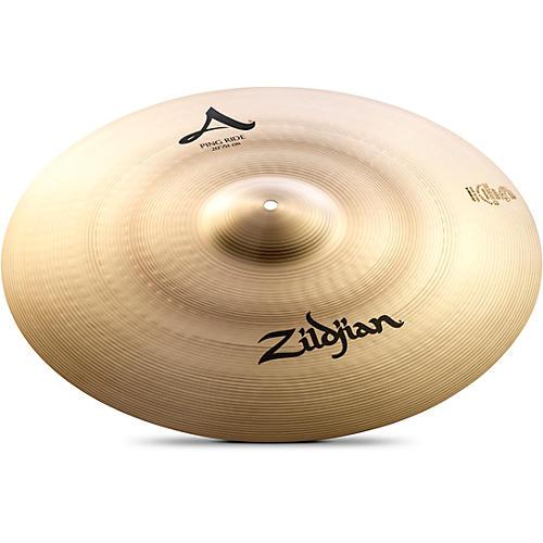 Zildjian A Series Ping Ride Cymbal  20 Inch