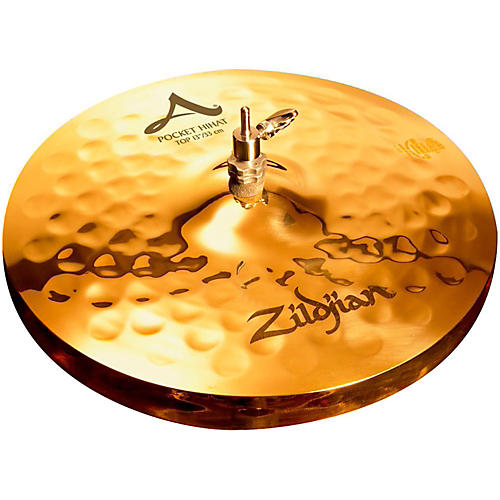 Zildjian A Series Pocket Hi-Hat Pair 13 in.