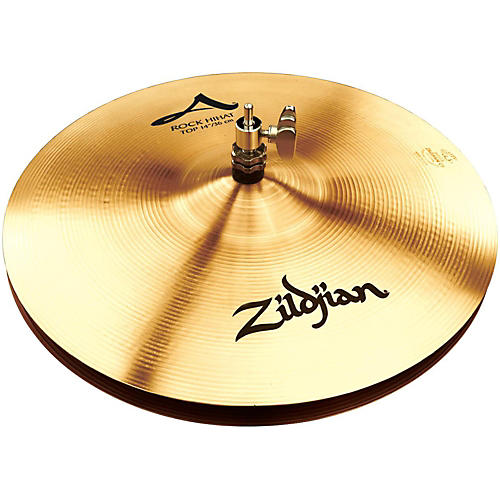 Zildjian A Series Rock Hi-Hat Pair  14 Inches