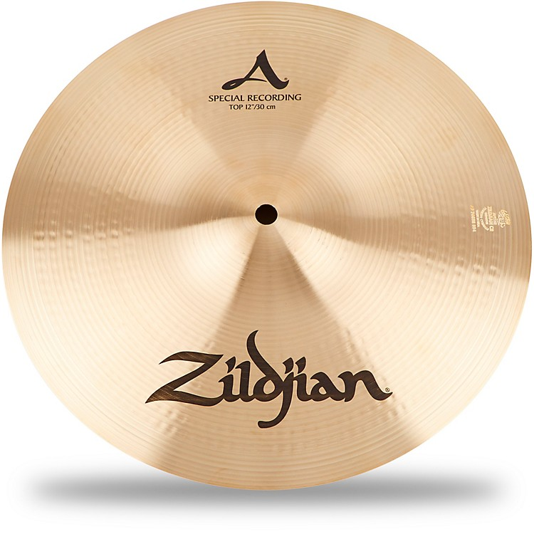 Zildjian A Series Special Recording Hi-Hat Pair  12 Inches