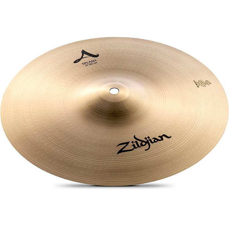 Zildjian A Series Splash Cymbal  12 Inches