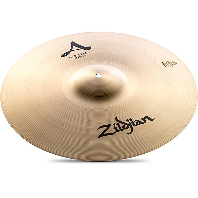 ZildjianA Series Thin Crash Cymbal18 Inches