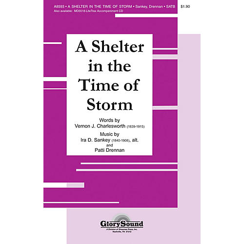 Shawnee Press A Shelter in the Time of Storm SATB arranged by Patti Drennan