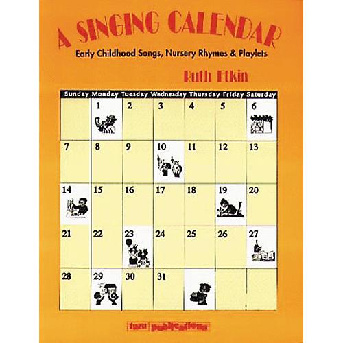 Tara Publications A Singing Calendar Book
