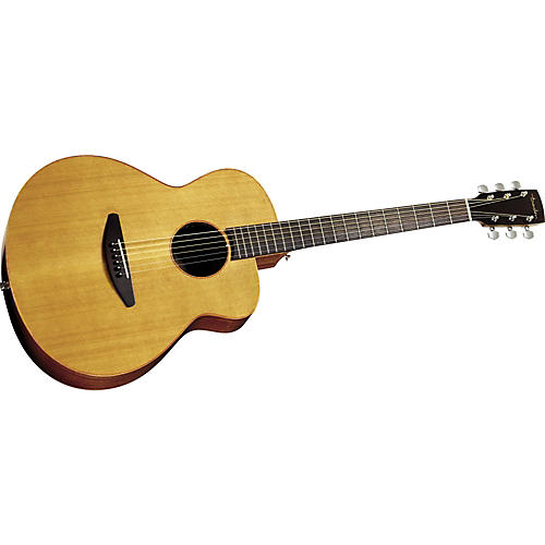 Baden A-Style Mahogany Auditorium Cutaway Ellipse Aura Acoustic-Electric Guitar