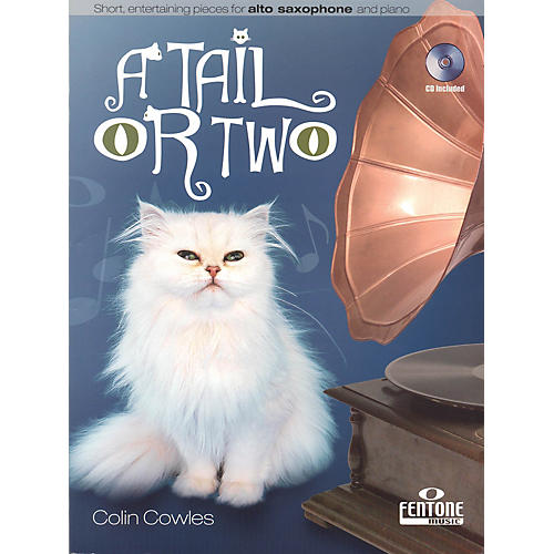 Fentone A Tail or Two Fentone Instrumental Books Series Book with CD