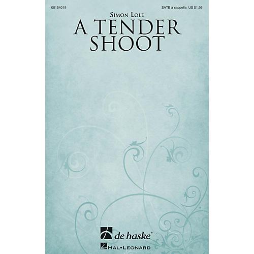 De Haske Music A Tender Shoot SATB a cappella composed by Simon Lole-thumbnail