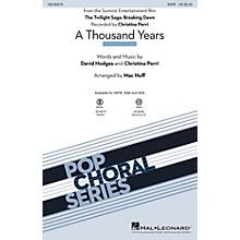 Hal Leonard A Thousand Years ShowTrax CD by Christina Perri Arranged by Mac Huff