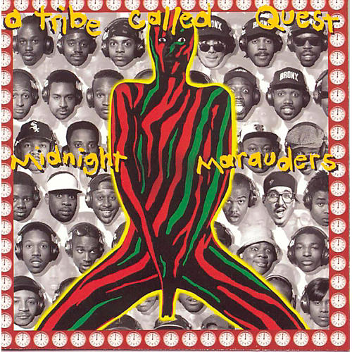 Sony A Tribe Called Quest - Midnight Mauraders-thumbnail