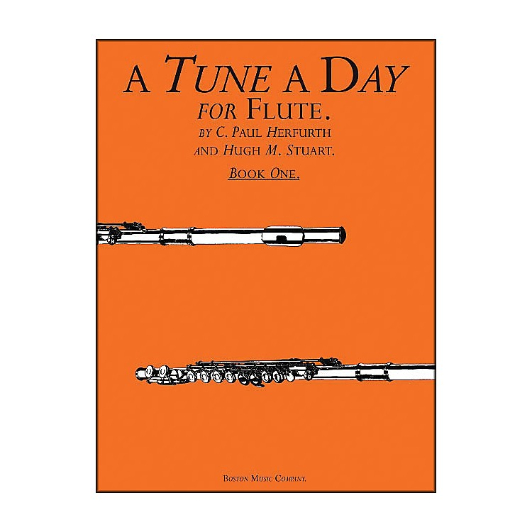 Music Sales A Tune A Day Flute Book 1