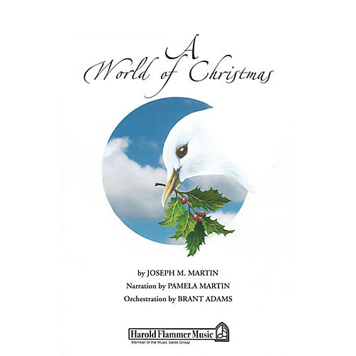 Shawnee Press A World of Christmas Preview Pak composed by Joseph M. Martin