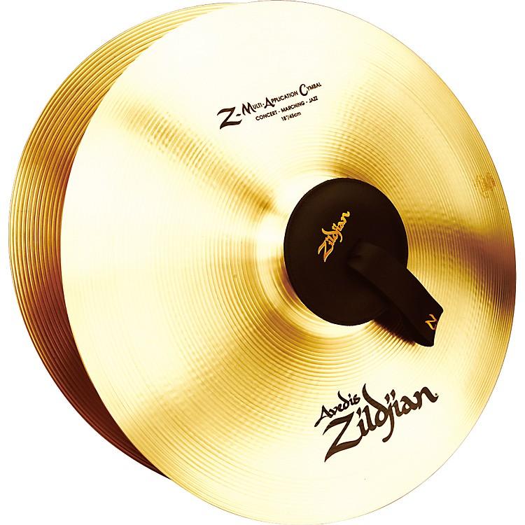 ZildjianA Z-MAC Cymbal Pair18 Inch