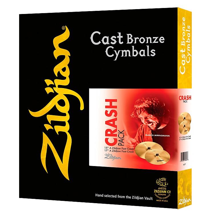 ZildjianA Zildjian Series Crash Pack