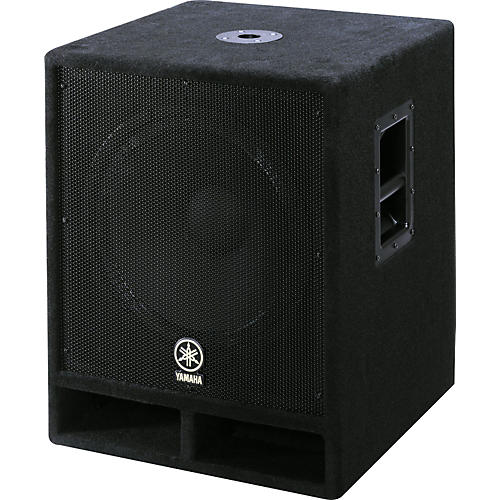 Yamaha a15w 15 subwoofer musician 39 s friend for Yamaha 15 speakers