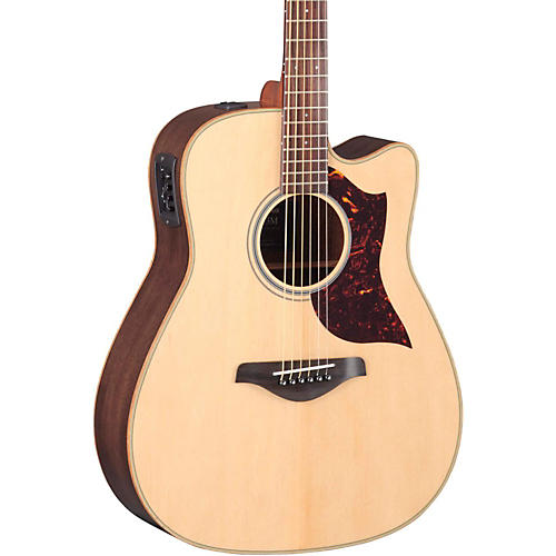 Yamaha A1R Acoustic-Electric Guitar with SRT Pickup