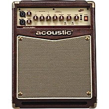 Acoustic A20 20W Acoustic Guitar Amplifier Brown/Tan