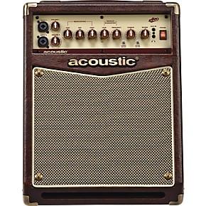 acoustic a20 20w acoustic guitar amplifier brown tan musician 39 s friend. Black Bedroom Furniture Sets. Home Design Ideas