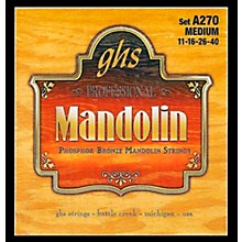 GHS A270 Phosphor Bronze Mandolin Strings