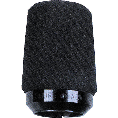 Shure A2WS Windscreen Black