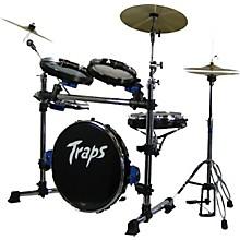 Open BoxTraps Drums A400 Portable Acoustic Drum Set