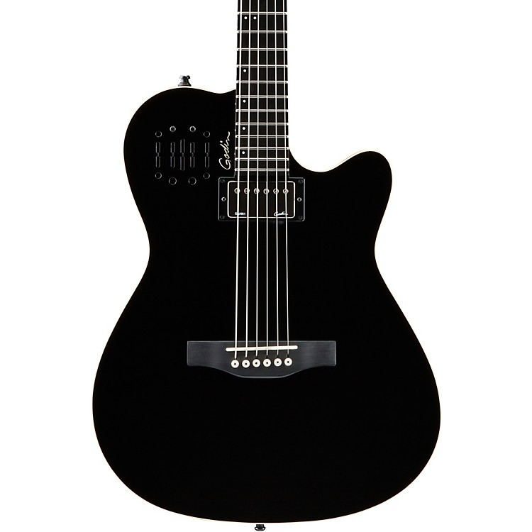Godin A6 Ultra HG Semi-Acoustic Electric Guitar