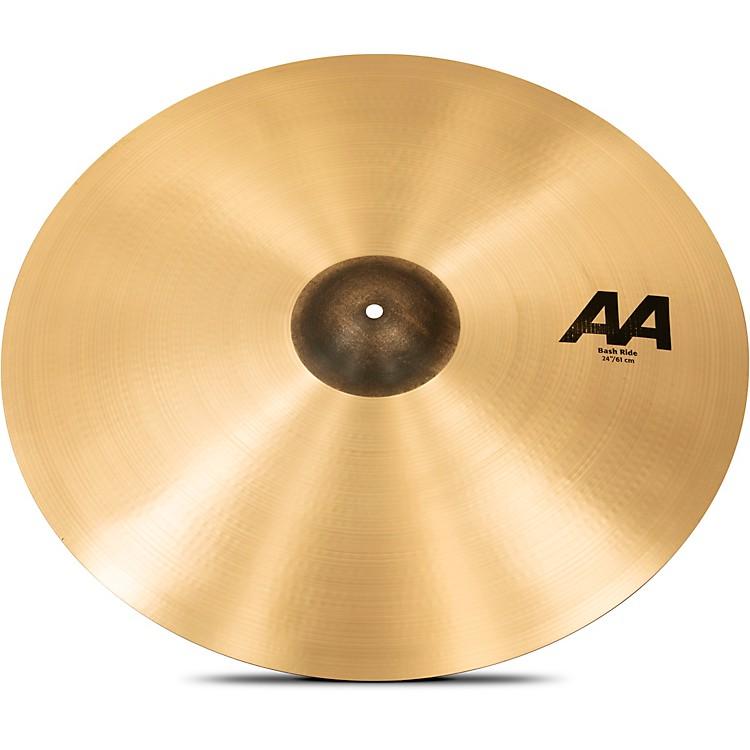 SabianAA Bash Ride Cymbal24 Inch2012 Cymbal Vote