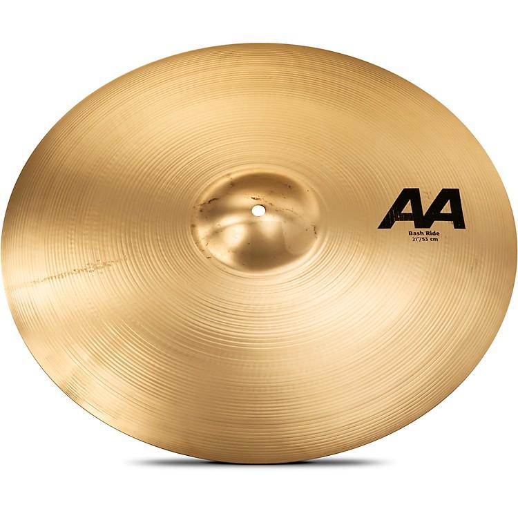 SabianAA Bash Ride Cymbal Brilliant21 Inch2012 Cymbal Vote