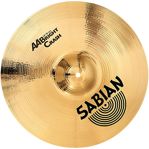 Sabian AA Bright Crash 16 in.