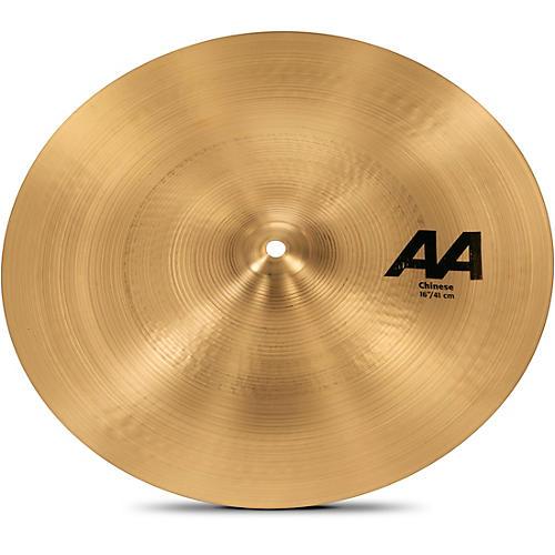 Sabian AA Chinese Cymbal  16 in.
