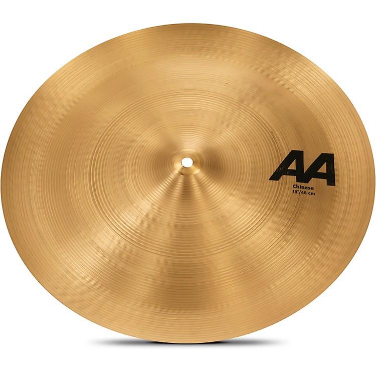 SabianAA Chinese Cymbal18 Inches