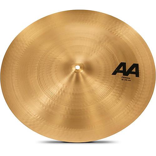 Sabian AA Chinese Cymbal  18 in.