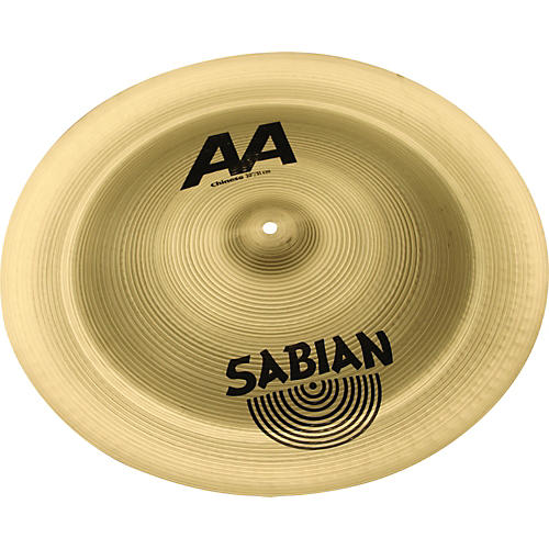 Sabian AA Chinese Cymbal  20 in.