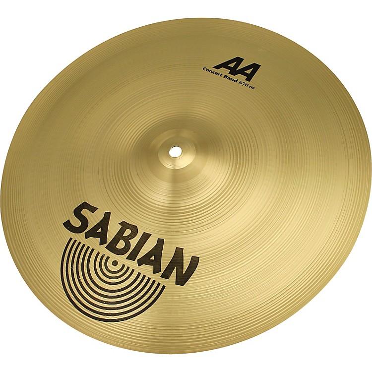 SabianAA Concert Band Cymbal Set