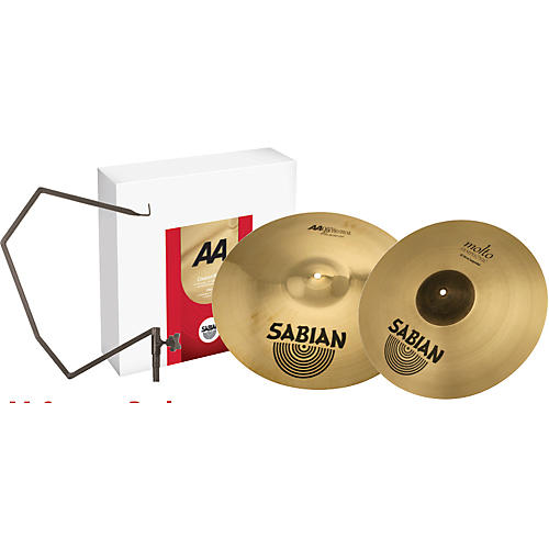sabian aa concert cymbal pack musician 39 s friend. Black Bedroom Furniture Sets. Home Design Ideas