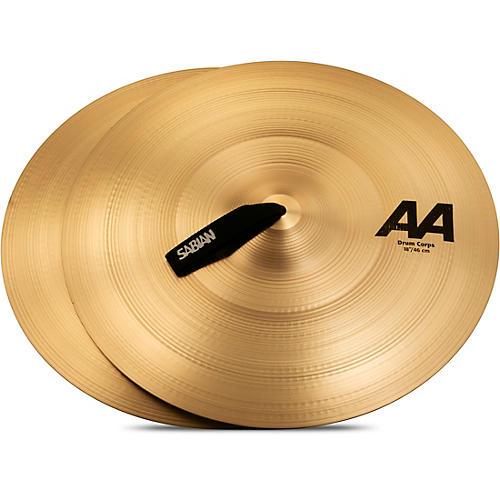 Sabian AA Drum Corps Cymbals-thumbnail