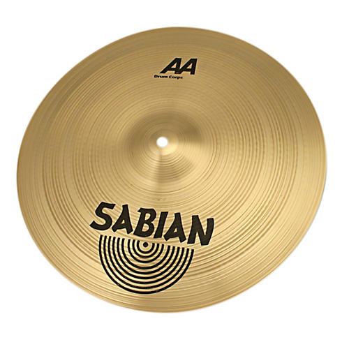 Sabian AA Drum Corps Cymbals 21 in.