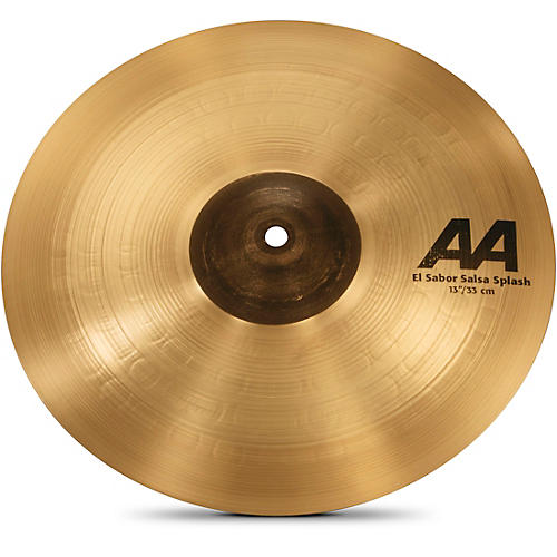 Sabian AA El Sabor Splash Cymbal  13 in.