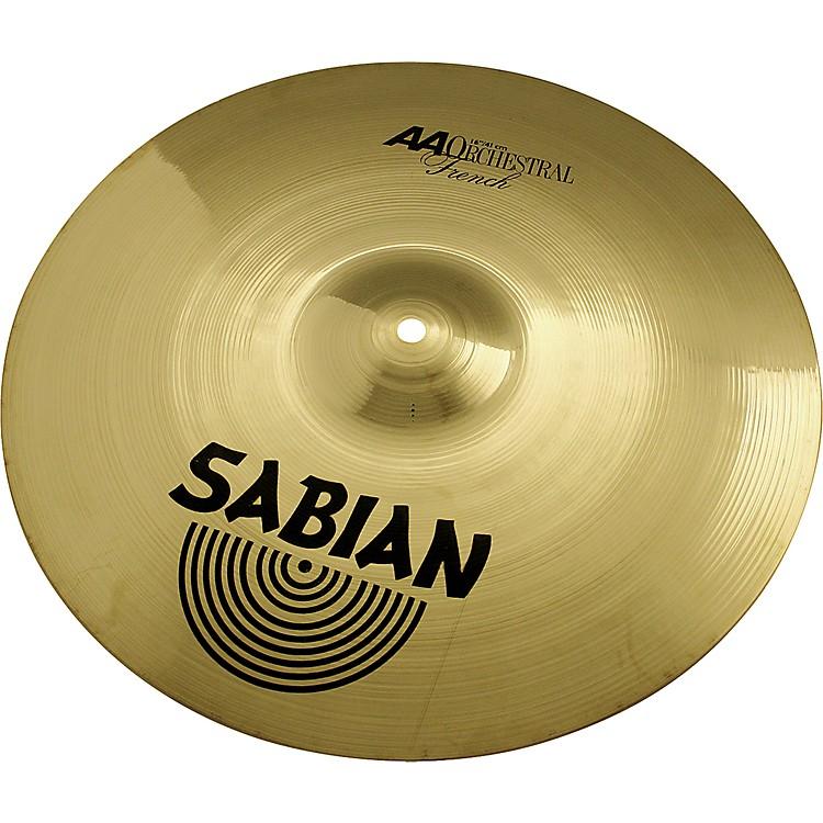 SabianAA French Cymbals